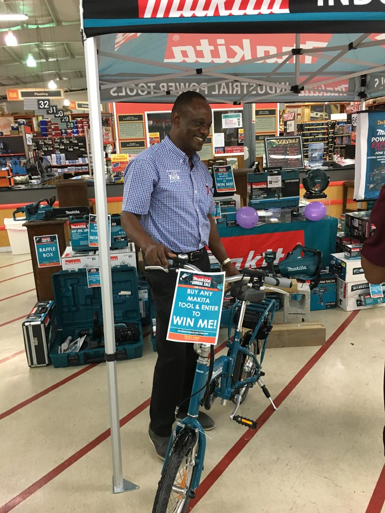 Makita Promo Store Event | Do It Center, Building Materials